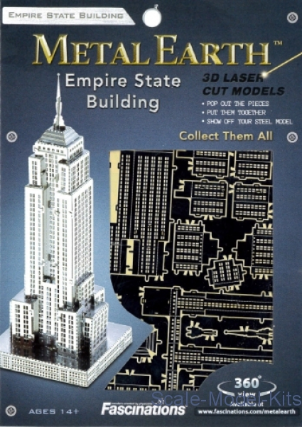 "3D Puzzle Series: Architecture ""Empire State Building"""