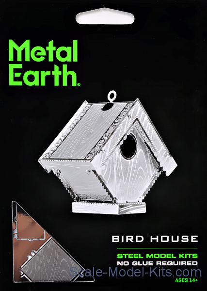"3D pazle: ""House for birds"""