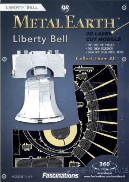 "3D Puzzle Series: Architecture ""Liberty Bell"""