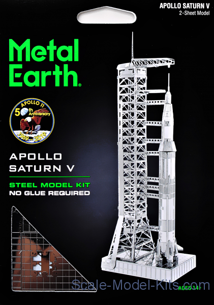 "3D pazle: ""Apollo Saturn V"""