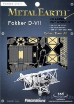 MMS005 3D Puzzle Series: Fokker D-VII
