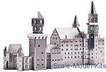 "3D Puzzle Series: Architecture ""Neuschwanstein Castle"""