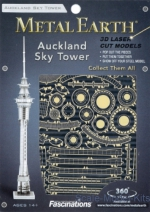 MMS029 3D Puzzle: Auckland Sky Tower