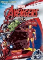 MMS322 3D Puzzle Marvel