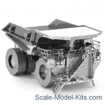 MMS424 3D Puzzle: Mining Truck