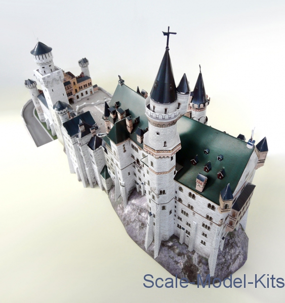 Plastic Scale Model Kit In